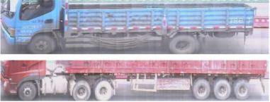 物流园专用智能车牌识别图像分类器