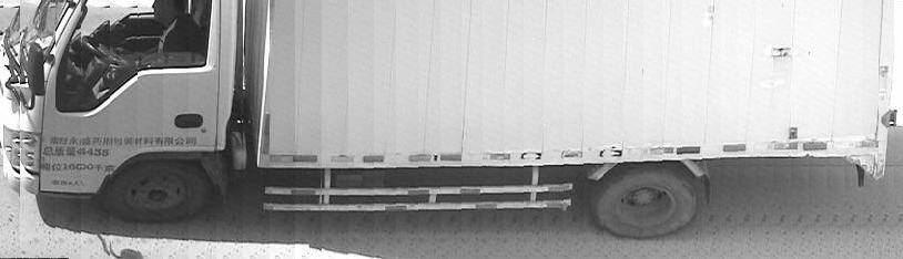 五型货车(7米-8米)