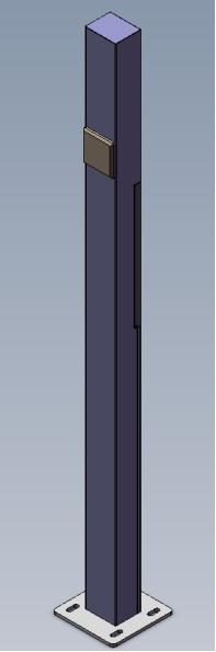 VDR-100无感车检器